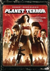 Planet Terror (DVD, used)