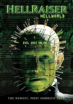 Hellraiser: Hellworld (DVD, used)