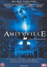 Amityville 2 (DVD, käytetty)