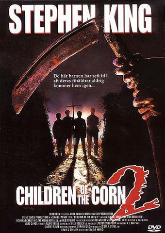 Stephen King - Children of the Corn 2 (DVD, käytetty)