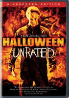 Halloween: Unrated Director's Cut (DVD, käytetty)