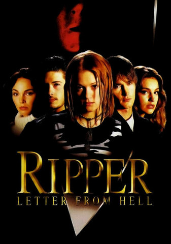 Ripper: Letter from Hell (DVD, used)