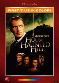 House on haunted hill (DVD, used)