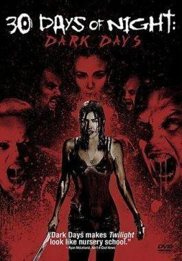 30 päivää kaamosta 2 : Dark Days (DVD, used)