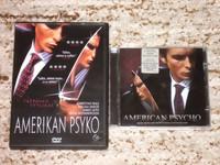 Amerikan psyko (DVD, käytetty)