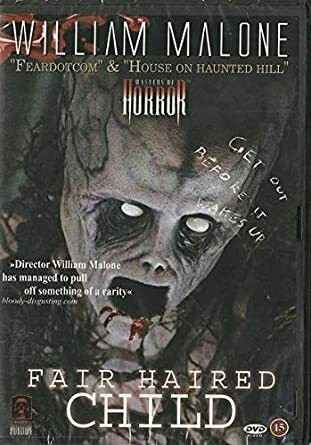 Fair haired child (DVD, used)