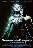 Queen of the Damned (DVD, käytetty)