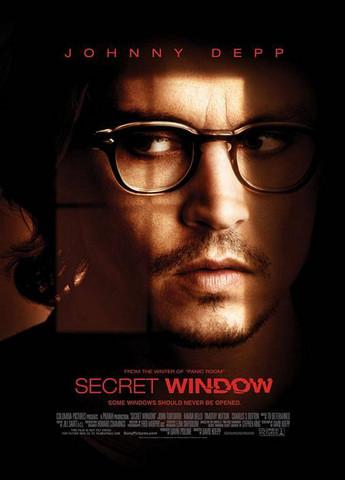 Salainen Ikkuna (DVD, käytetty)