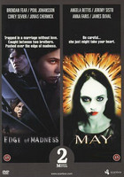 Edge of madness /  May (DVD, käytetty)