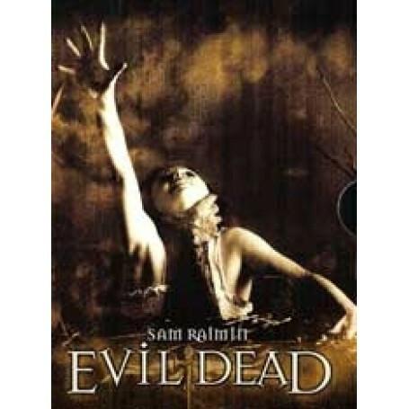 EVIL DEAD (DVD, used)