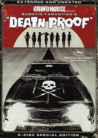 Grindhouse Presents: Death Proof (DVD, used)