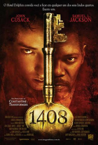 1408 (DVD, käytetty)