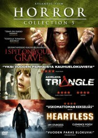 Horror Collection 5 (DVD, 3-disc) (used)