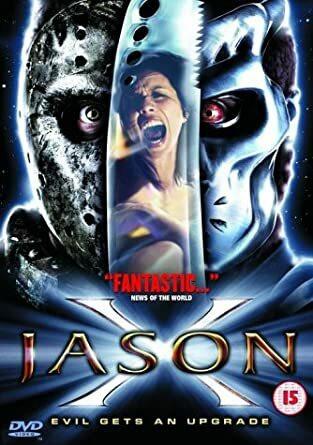 Jason X DVD (used)