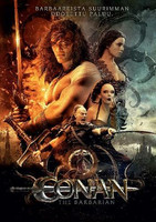 Conan the Barbarian - DVD, käytetty)