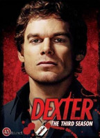 Dexter season 3 (DVD, used)