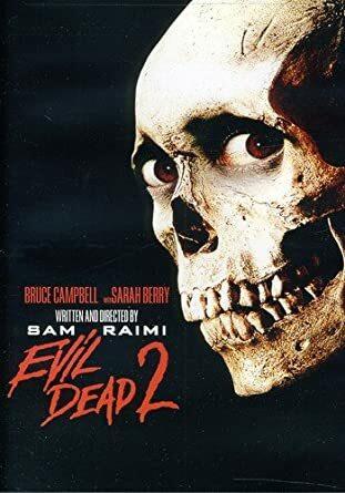 Evil Dead 2 (DVD, used)