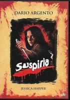 Dario Argento: Suspiria (DVD, käytetty)