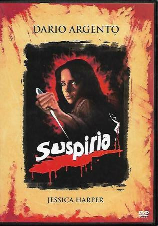 Dario Argento: Suspiria (DVD, used)