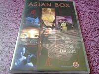 Asian box (DVD, käytetty)
