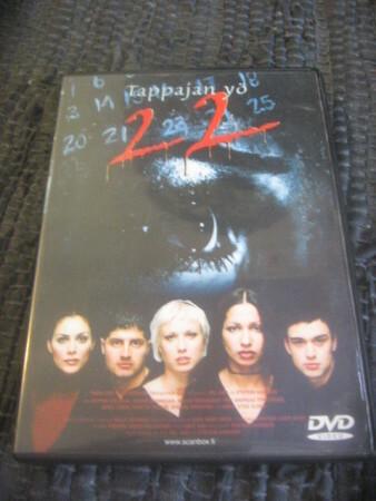 Tappajan yö 22 (DVD, used)