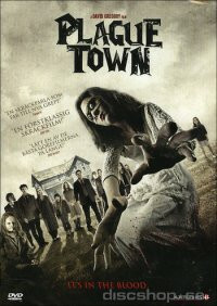 Plague Town (DVD, used)