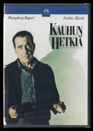 Kauhun hetkiä (DVD, käytetty)