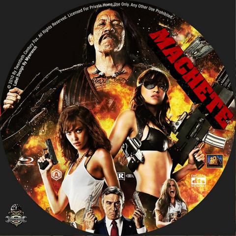 Machete (DVD, käytetty)