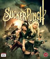 Sucker Punch (DVD, käytetty)