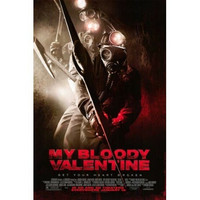 MY BLOODY VALENTINE 3D (DVD, used)