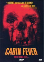 Cabin Fever (DVD, used)
