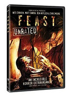 Feast (Unrated Edition) (DVD, käytetty)