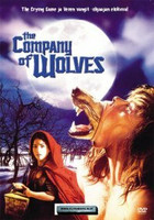 The Company of Wolves  (DVD, käytetty)