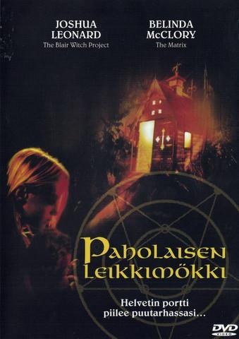Paholaisen leikkimökki (used)