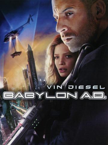 Babylon A.D. (DVD, käytetty)