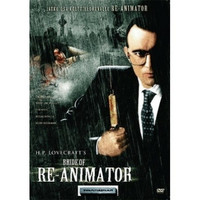 BRIDE OF RE-ANIMATOR (dvd, käytetty)