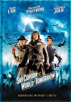 Sky Captain and the World of Tomorrow (DVD, käytetty)