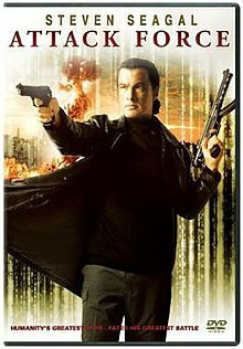 Attack Force (DVD, käytetty)