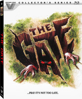 The Gate (DVD, käytetty)