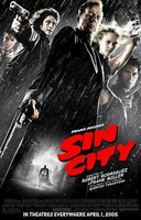 Sin City (DVD, käytetty)