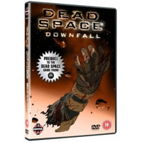Dead Space Downfall (dvd, used)