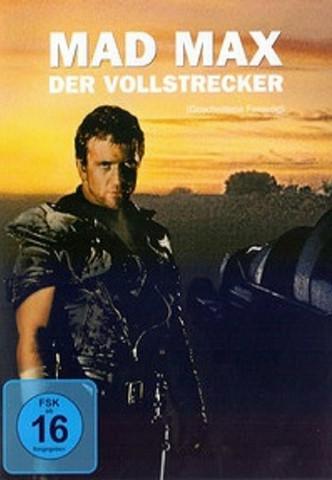 Mad Max 2: DVD,käytetty)