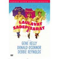 LAULAVAT SADEPISARAT (dvd, käytetty)
