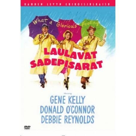 LAULAVAT SADEPISARAT (dvd, used)