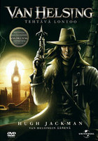 Van Helsing - Tehtävä Lontoo (dvd, käytetty)
