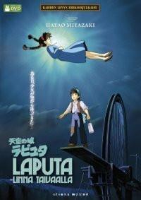 Laputa - Linna Taivaalla (dvd, used)