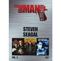 One Man Collection: Steven Seagal Vol. 2 (dvd, käytetty)