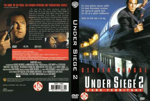 UNDER SIEGE (DVD, käytetty)