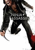 Ninja Assassin (dvd, käytetty)
