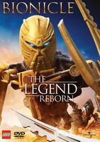 Bionicle: Legendan paluu (DVD, käytetty)